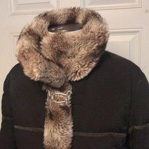 hilary radley Jackets & Coats - Hilary Radley Down Faux fur Winter Jacket
